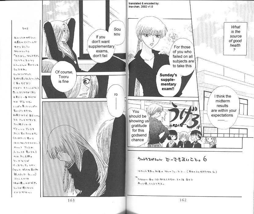 Fruits Basket 30 Page 2