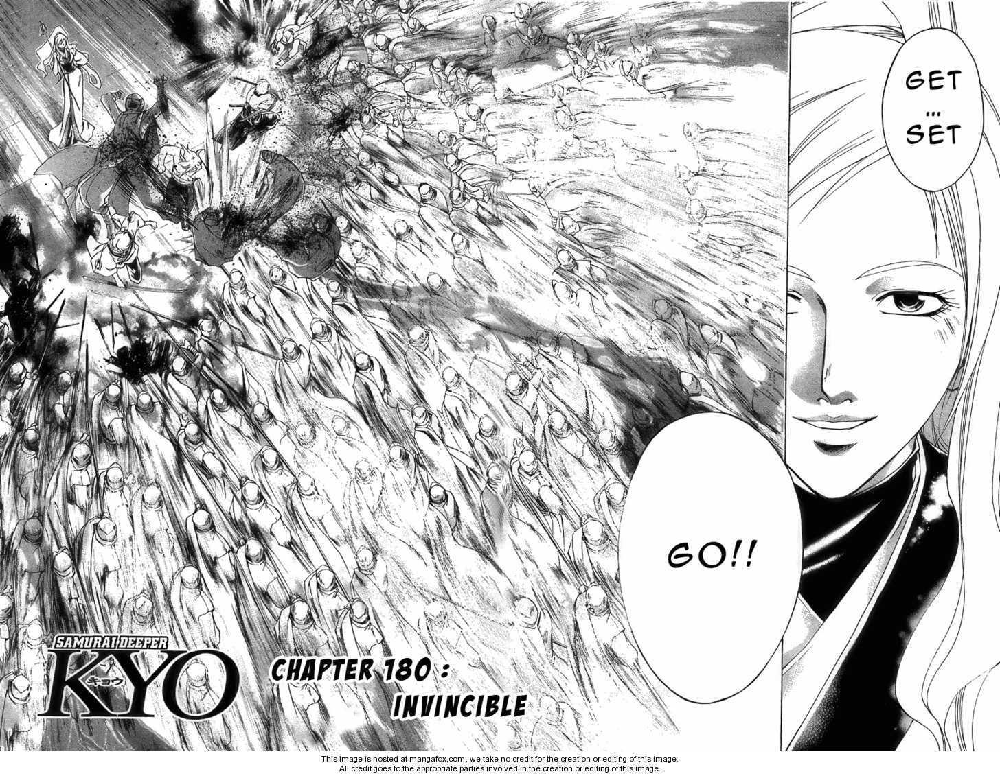 Samurai Deeper Kyo 180 Page 3