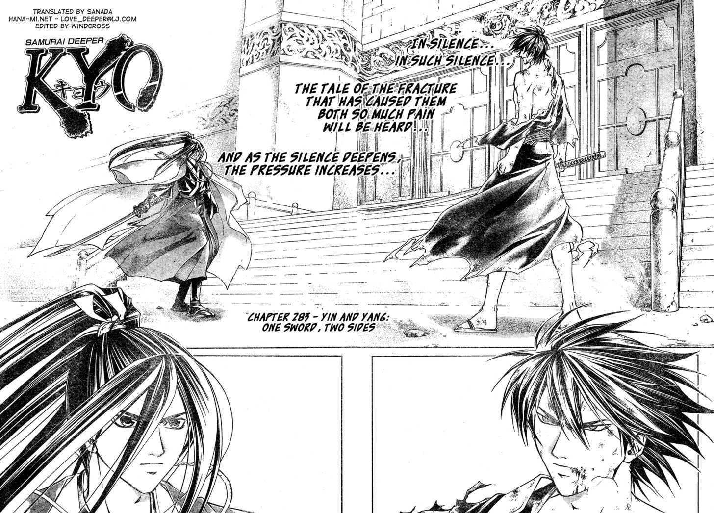 Samurai Deeper Kyo 283 Page 2