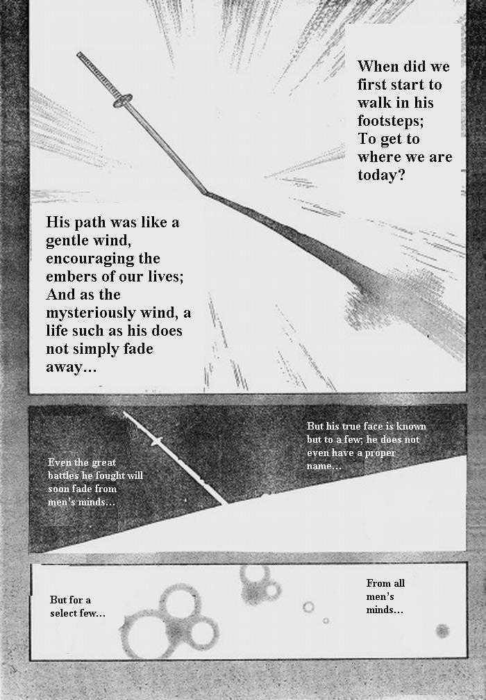 Samurai Deeper Kyo 307 Page 3