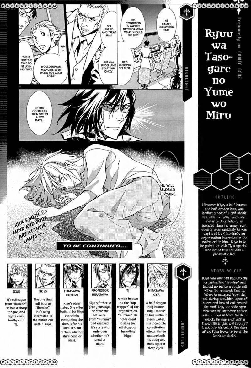 Ryuu Wa Tasogare No Yume O Miru 3 Page 2