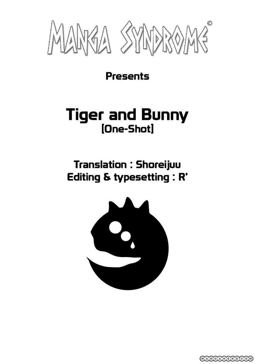 Tiger and Bunny (KATSURA Masakazu) 1 Page 1