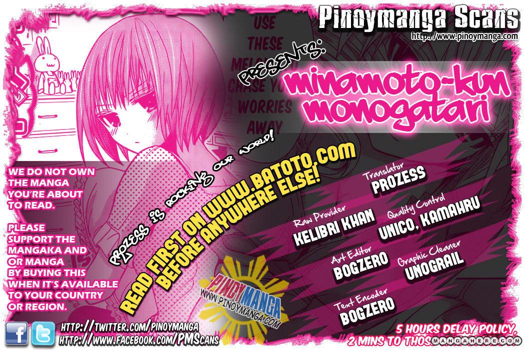 Minamoto-kun Monogatari 20 Page 1
