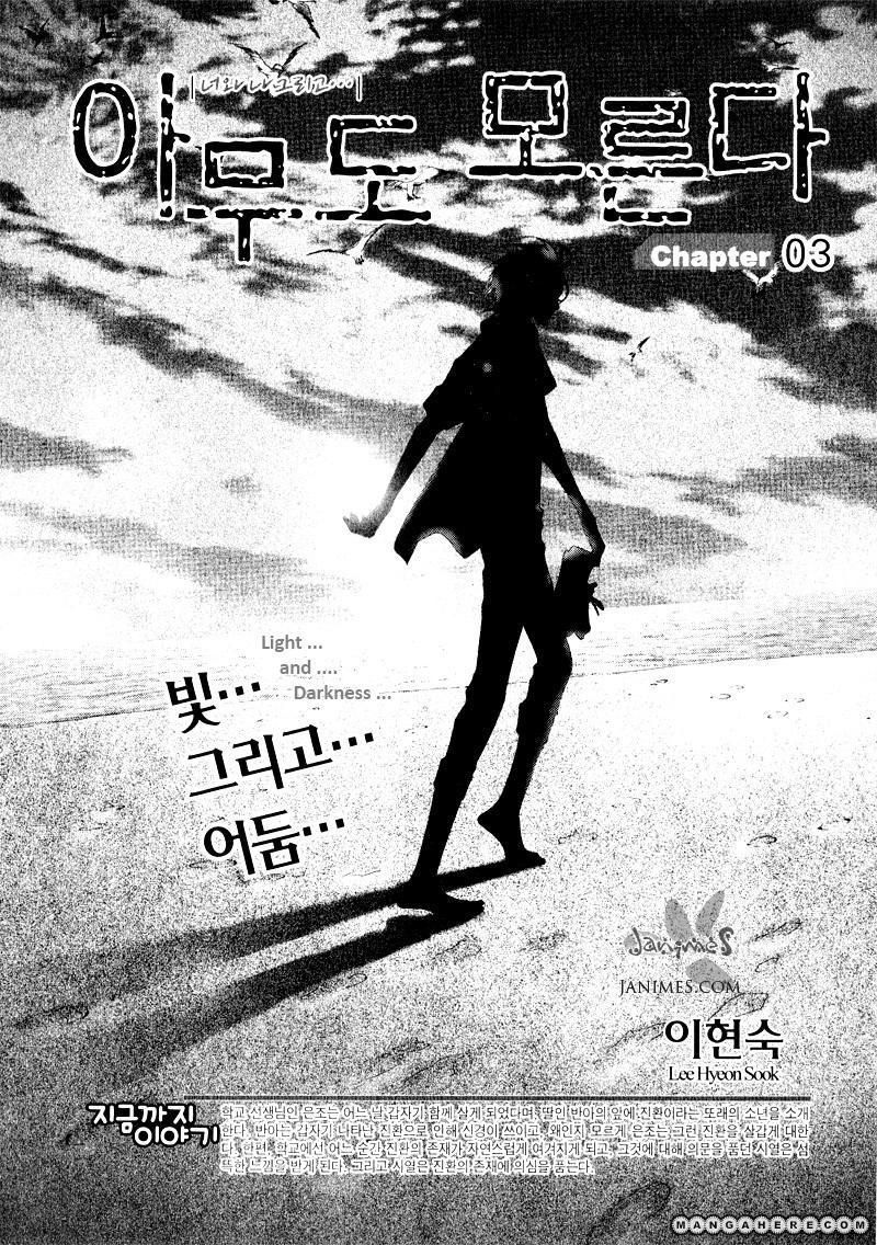 Nobody Knows (LEE Hyeon-Sook) 3.1 Page 1