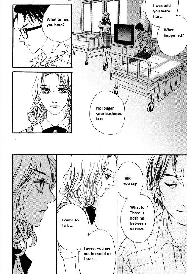 Nobody Knows (LEE Hyeon-Sook) 19.2 Page 2