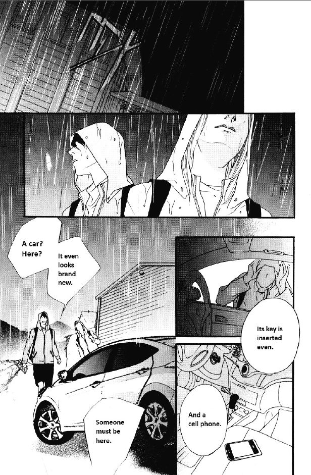 Nobody Knows (LEE Hyeon-Sook) 25.1 Page 2