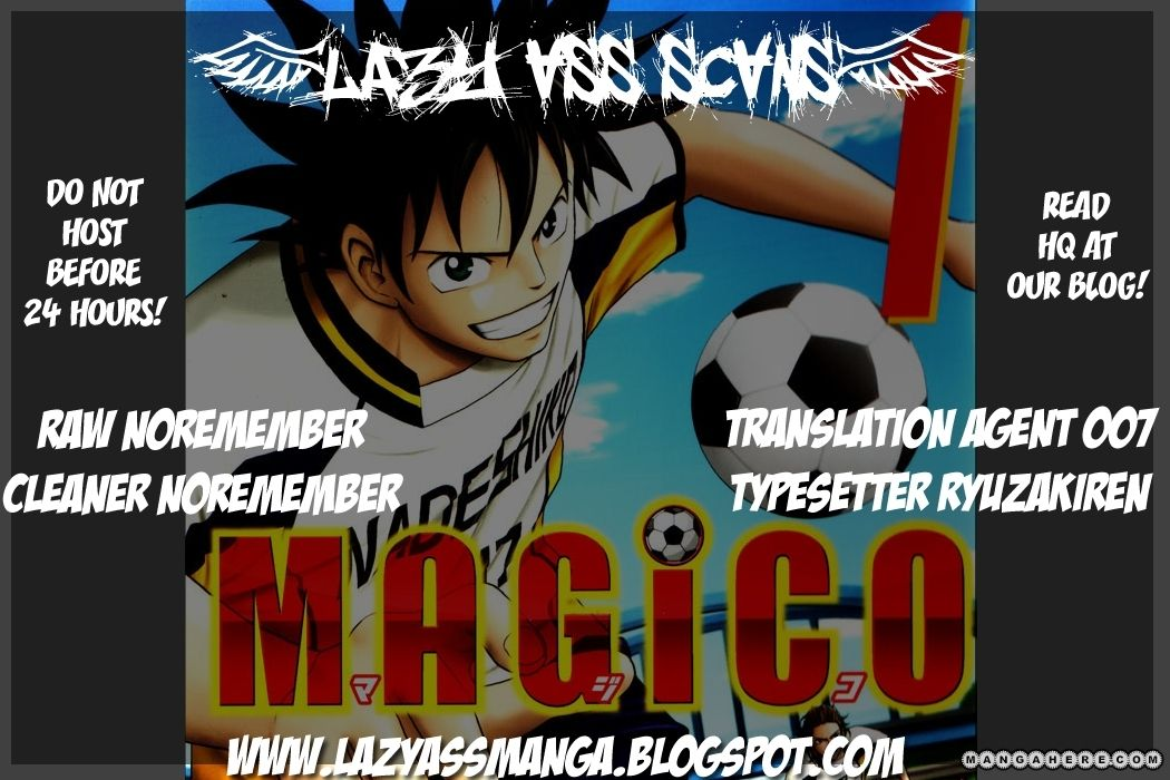 MAGiCO( Magic soccer) 2 Page 2