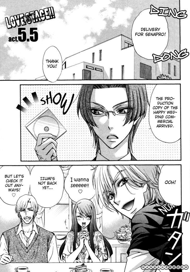 Love Stage!! 5.5 Page 2