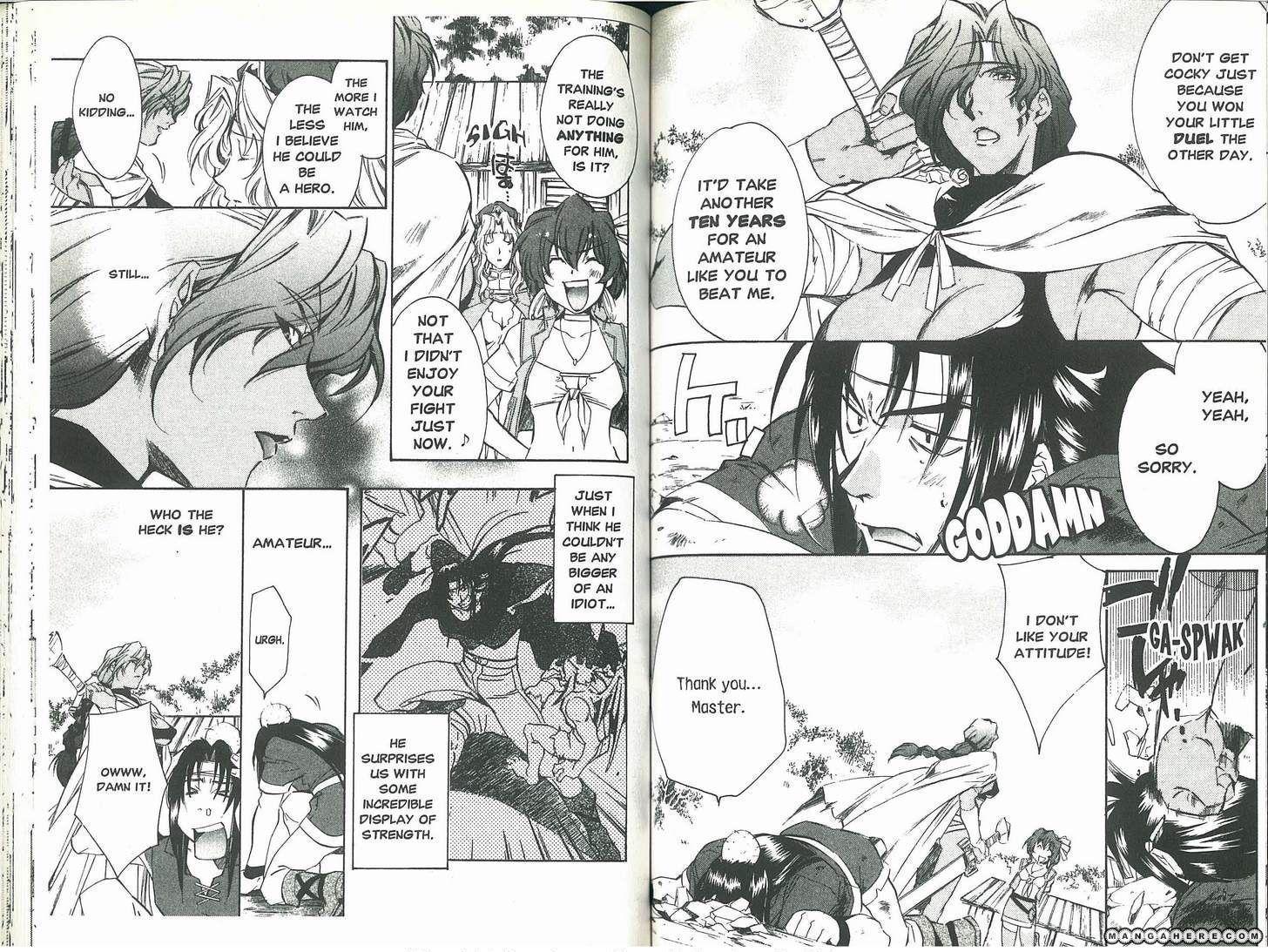 Mahou Senshi Louie 1.2 Page 3