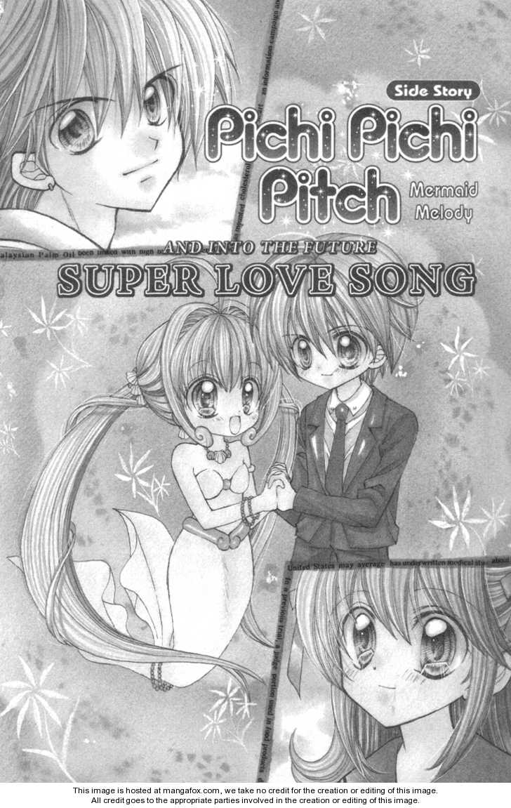 Mermaid Melody Pichi Pichi Pitch 32.5 Page 2