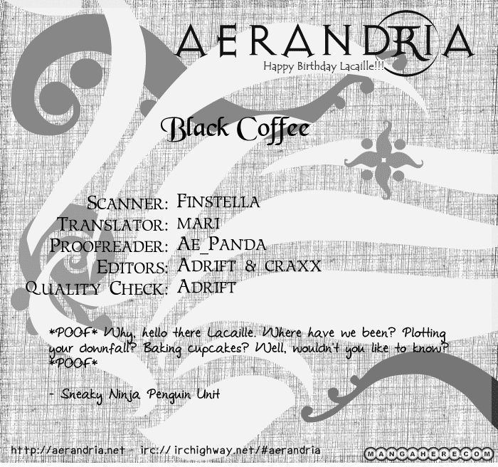 Black Coffee (Nakano Emiko) 0 Page 2