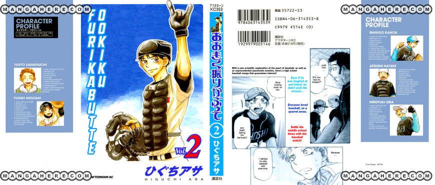 Ookiku Furikabutte 4 Page 1
