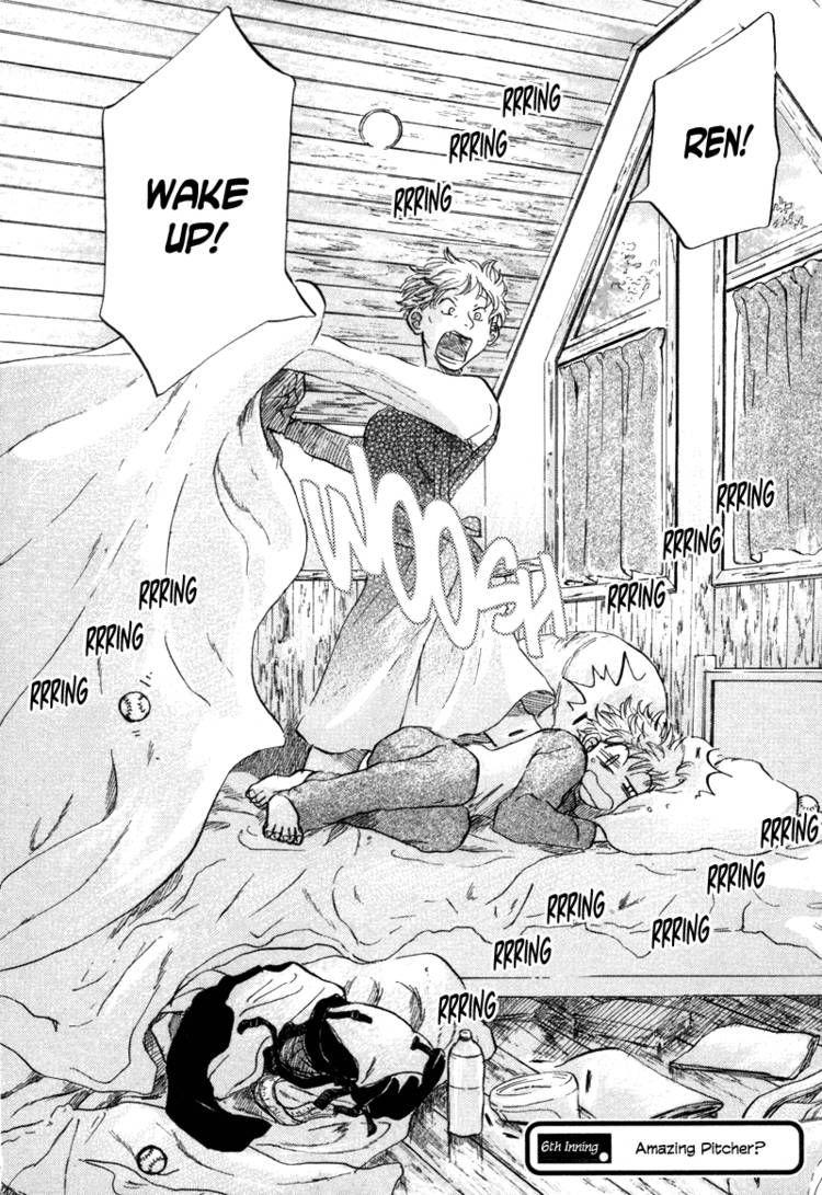 Ookiku Furikabutte 6 Page 2