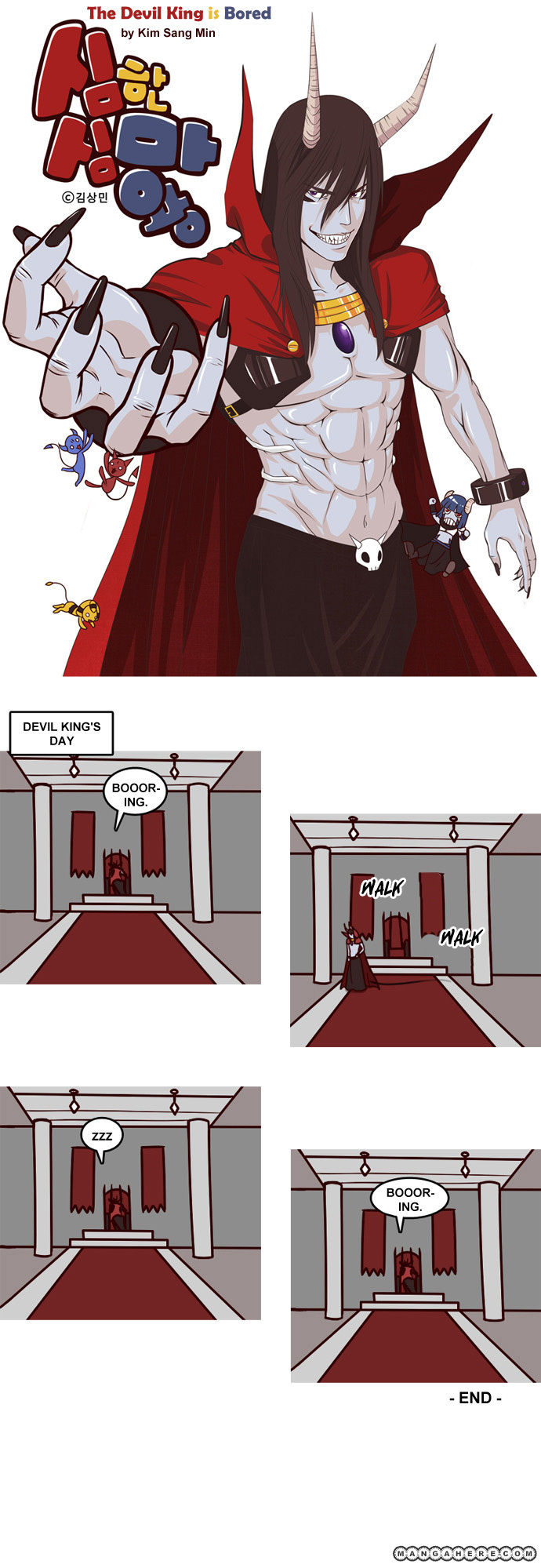 The Devil King Is Bored 5 Page 1
