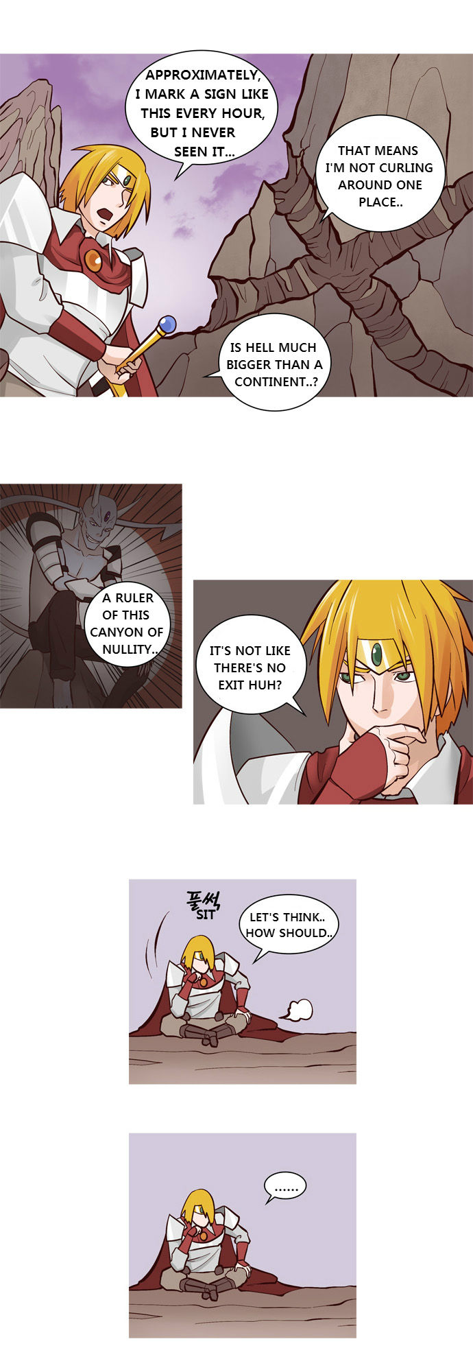 The Devil King Is Bored 26 Page 2