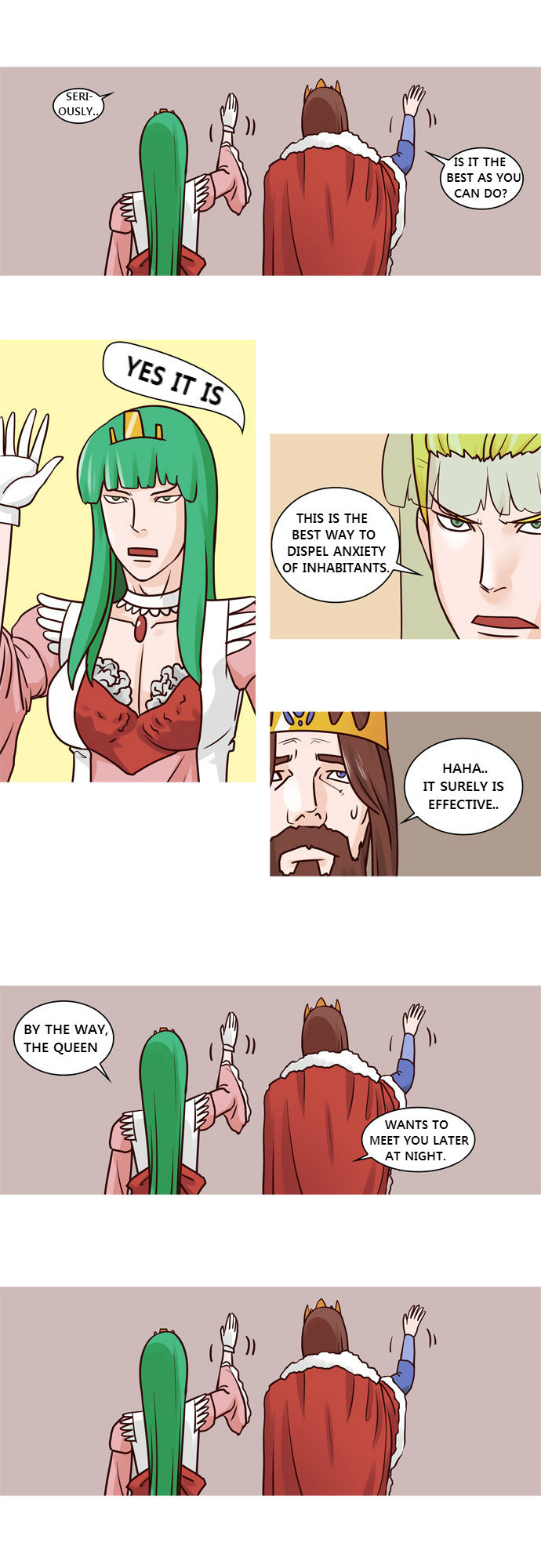 The Devil King Is Bored 33 Page 2