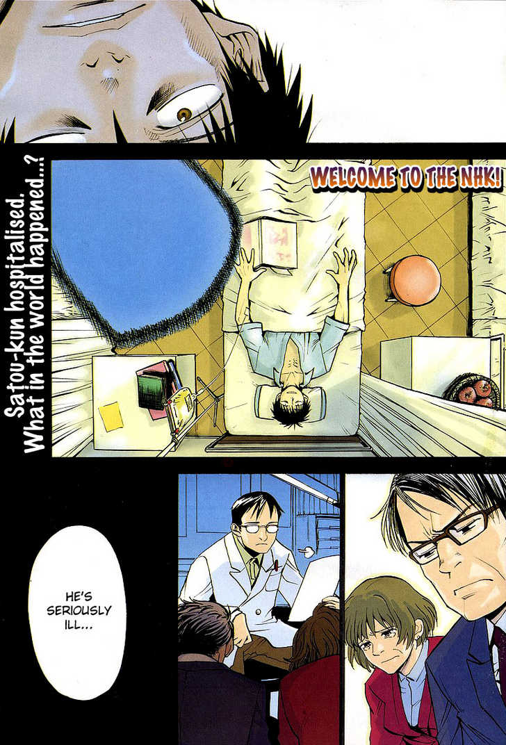 Welcome to the NHK! 21 Page 1