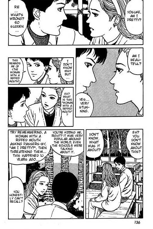 Itou Junji Kyoufu Manga Collection 4 Page 4