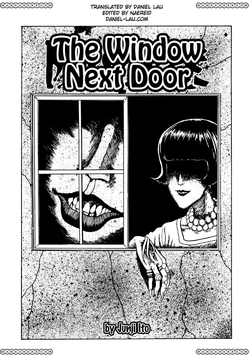 Itou Junji Kyoufu Manga Collection 3 Page 1