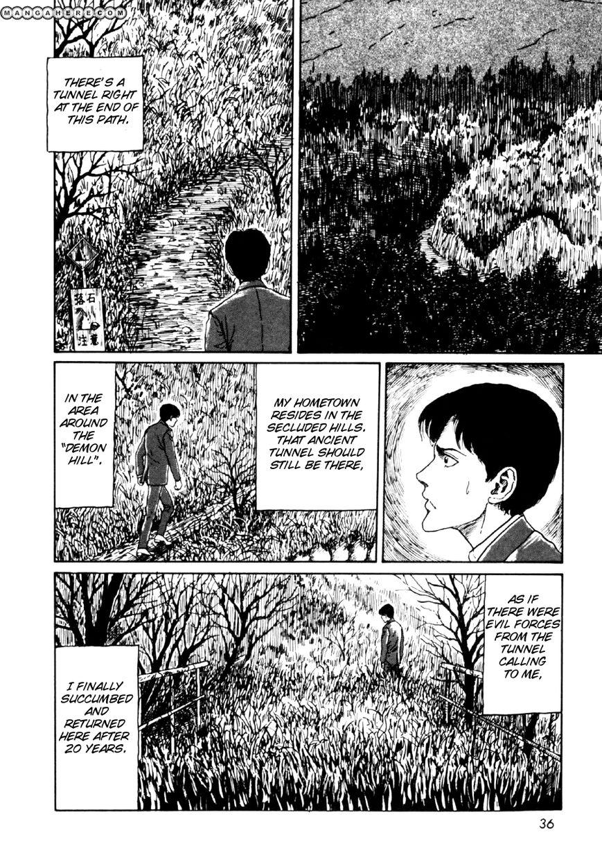 Itou Junji Kyoufu Manga Collection 2 Page 2