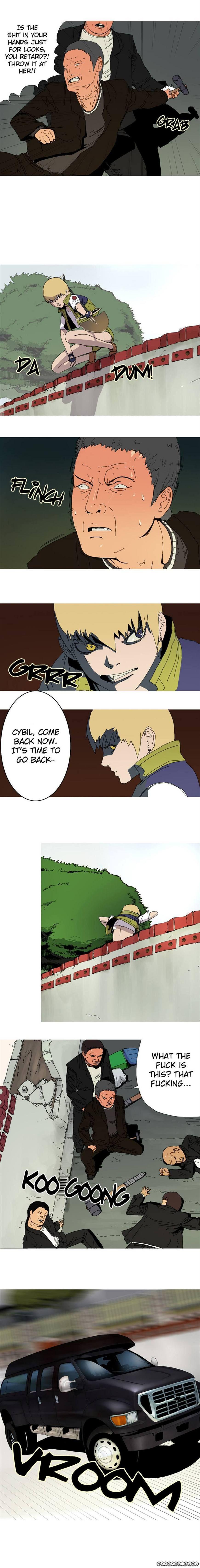 Treasure Hunter 5 Page 2