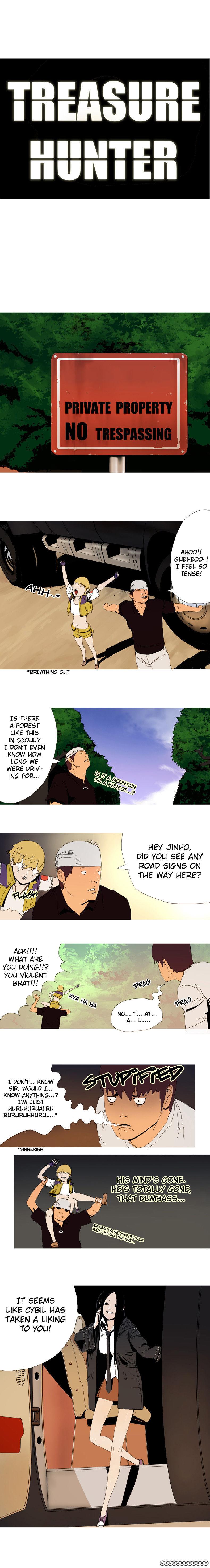 Treasure Hunter 7 Page 2