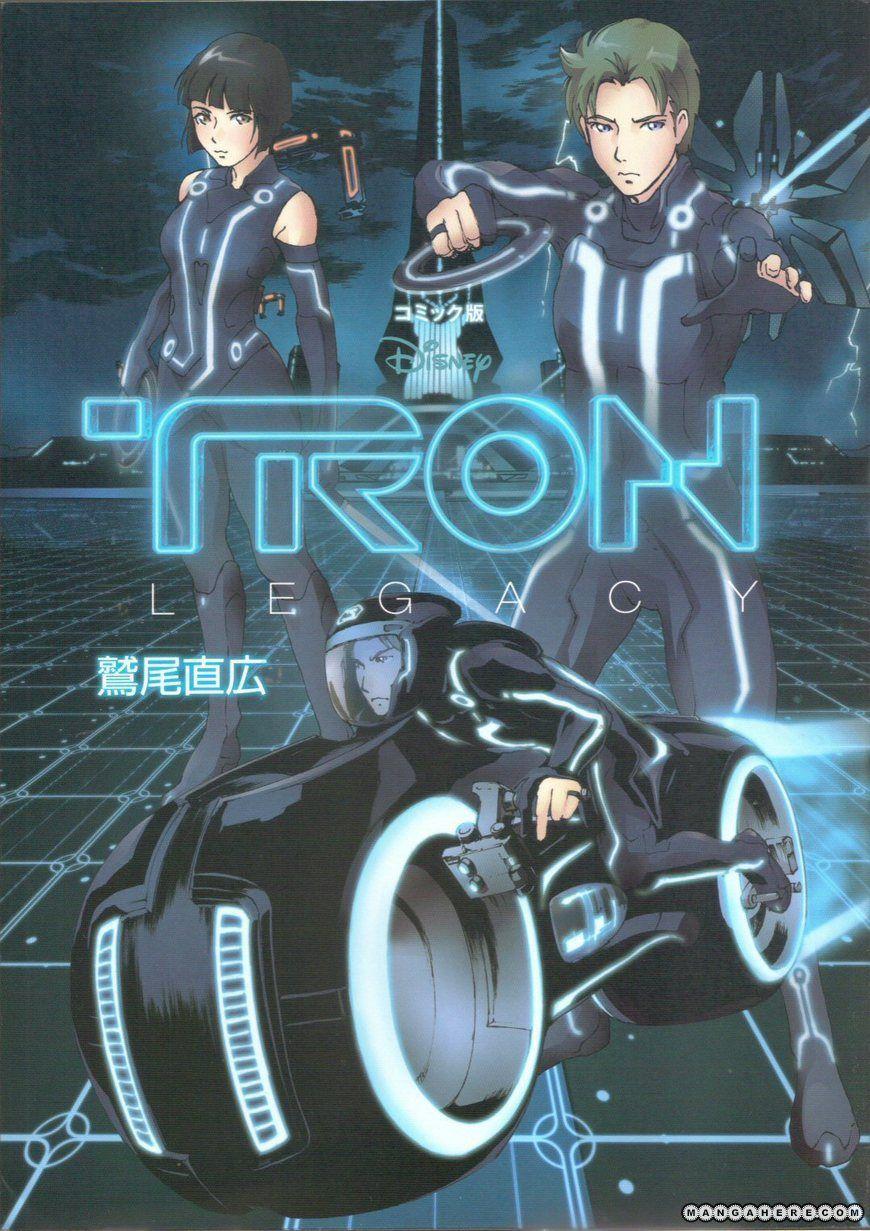 Tron: Legacy 1 Page 1