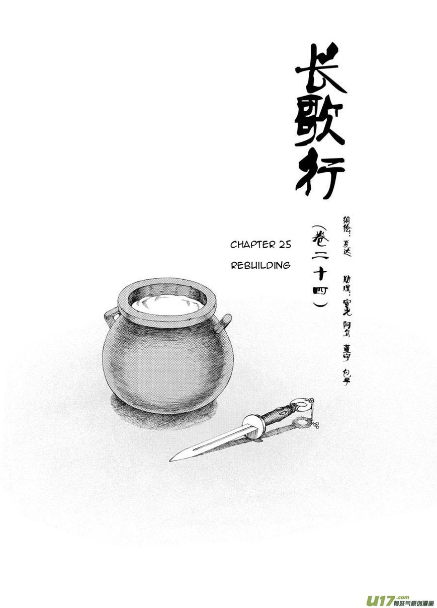 Chouka Kou 25 Page 1