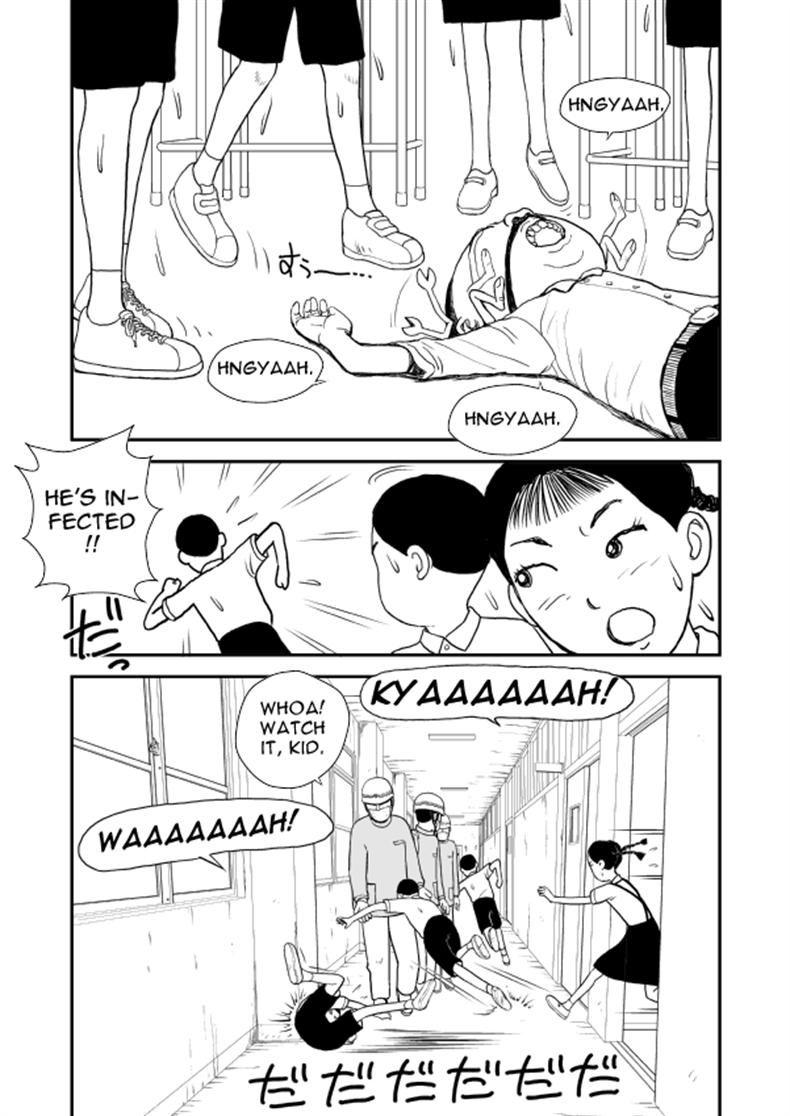 Paperakyu 8 Page 1