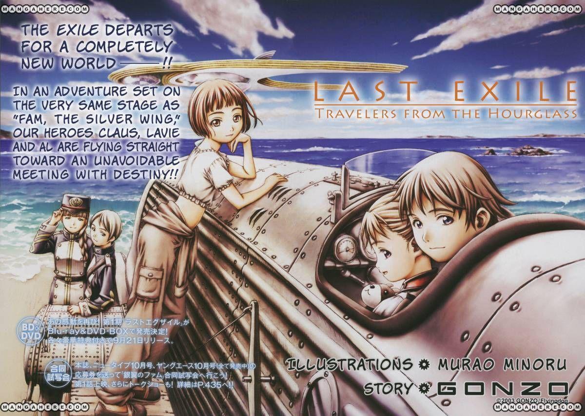 Last Exile Sunadokei No Tabibito 1 Page 3