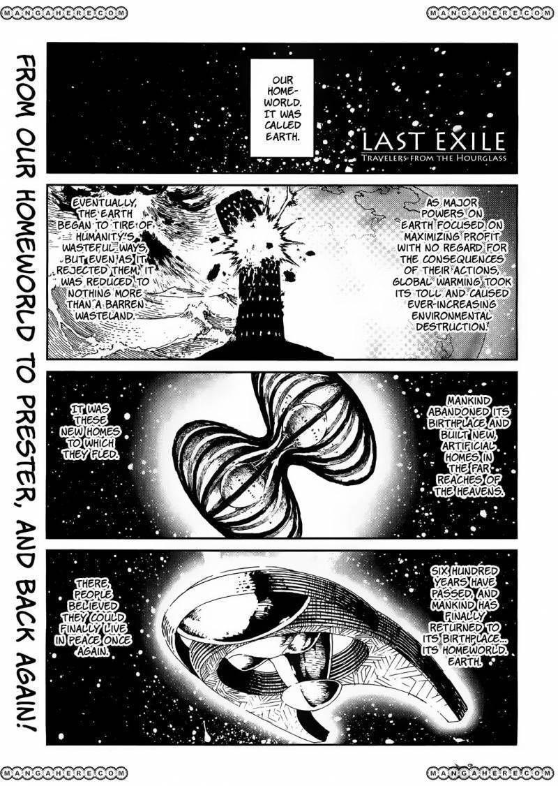 Last Exile Sunadokei No Tabibito 2 Page 2