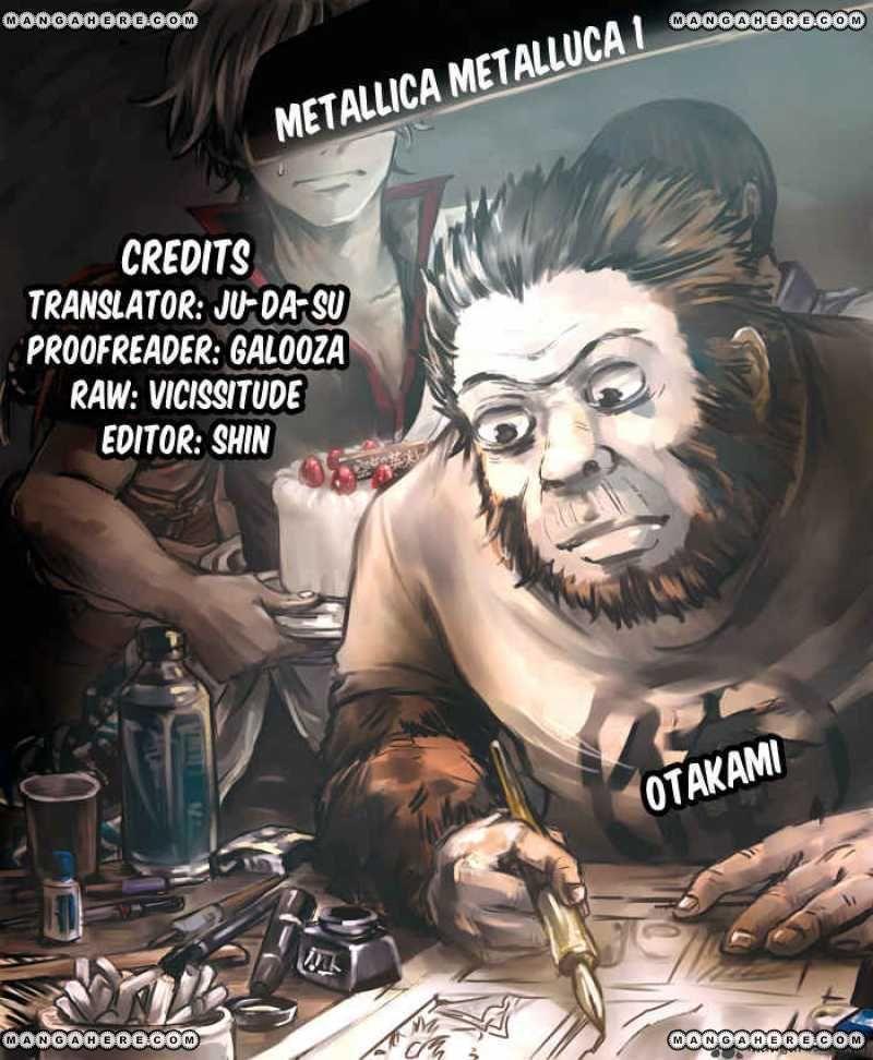 Metallica Metalluca 1 Page 1