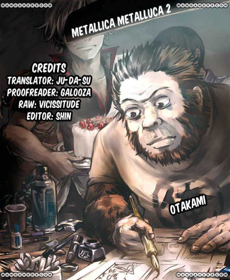Metallica Metalluca 2 Page 1
