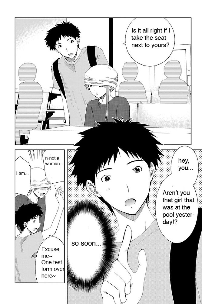 Fukigen Cinderella 14 Page 4