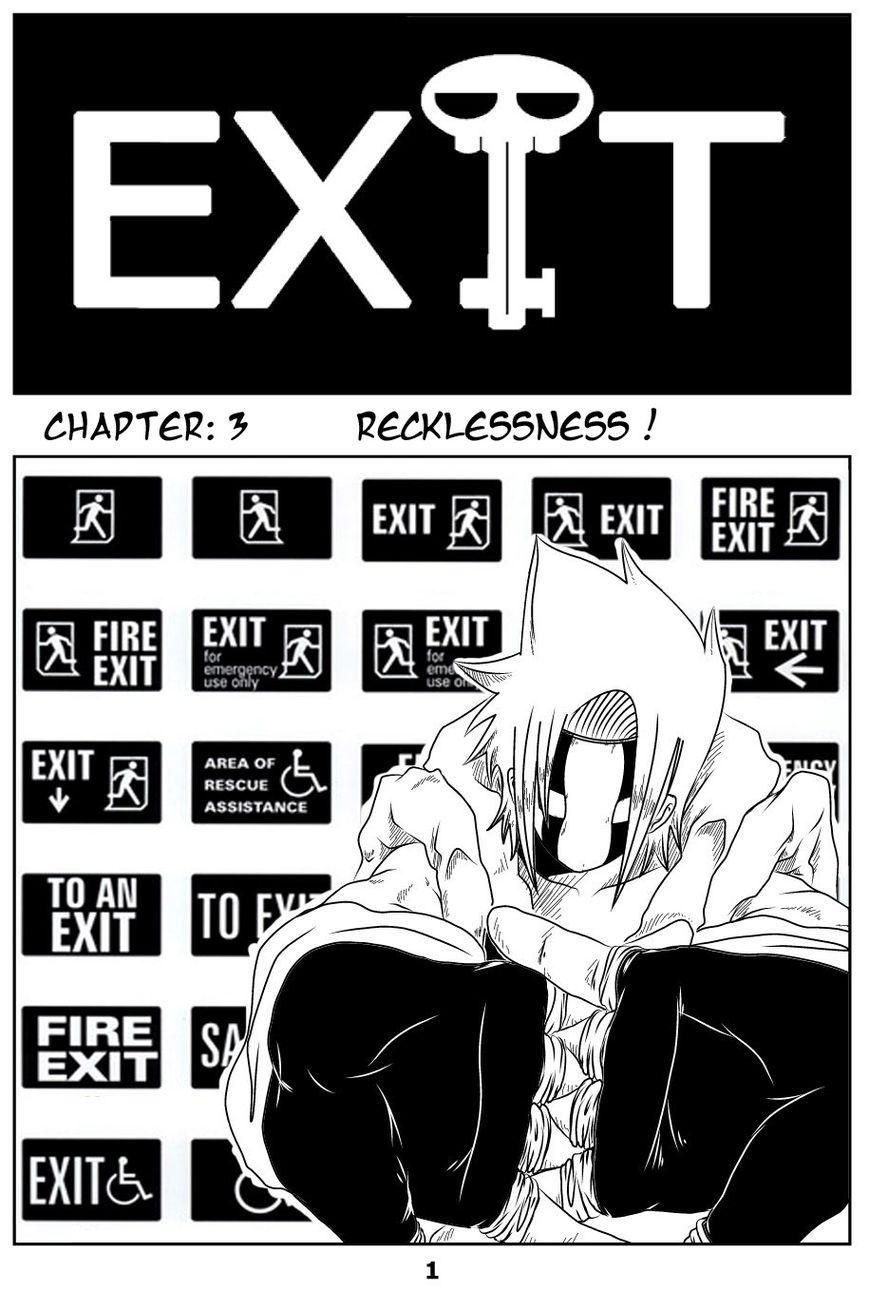 Exit 3 Page 1