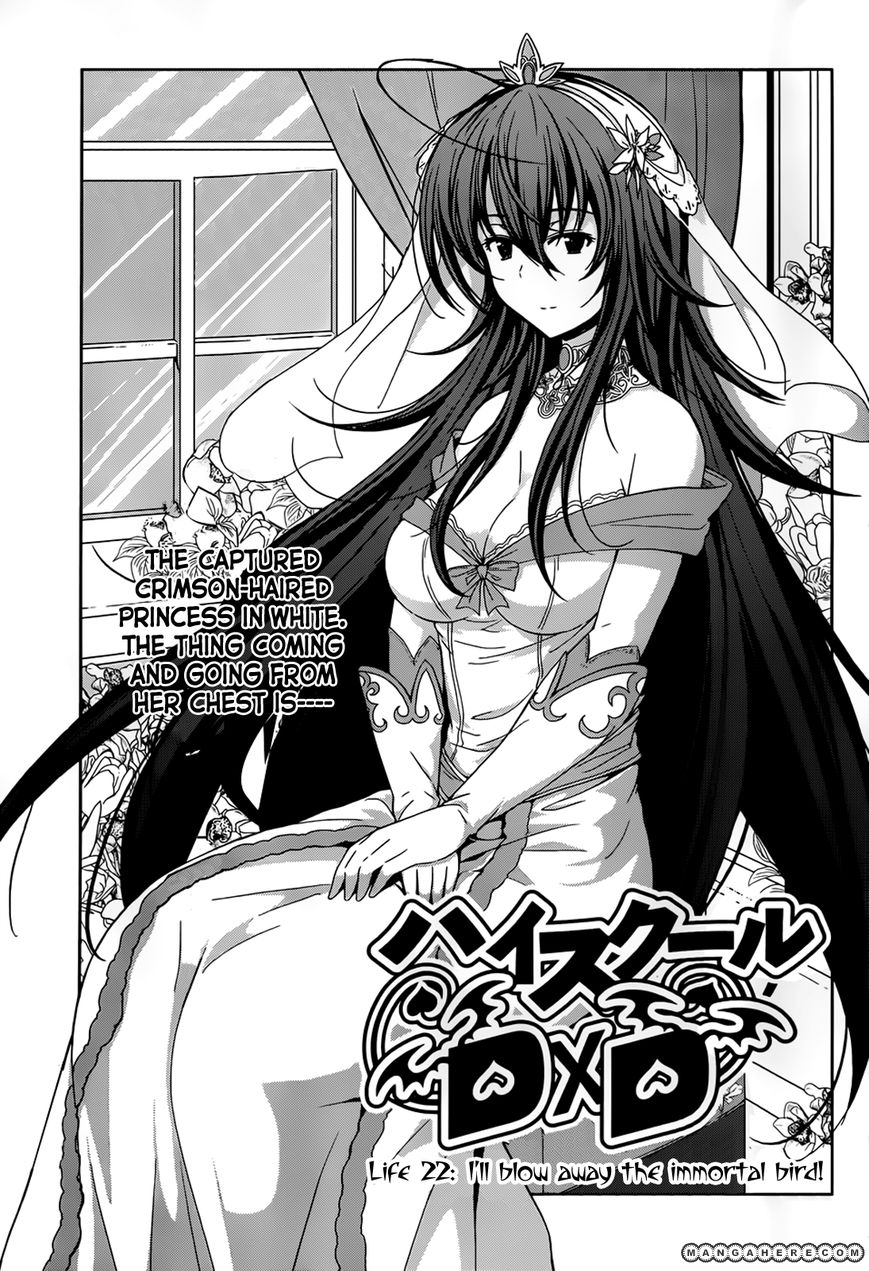 High-School DxD 22 Page 2