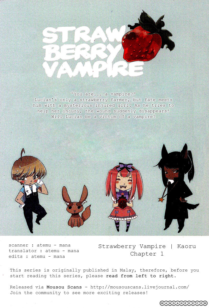 Strawberry Vampire 1 Page 2