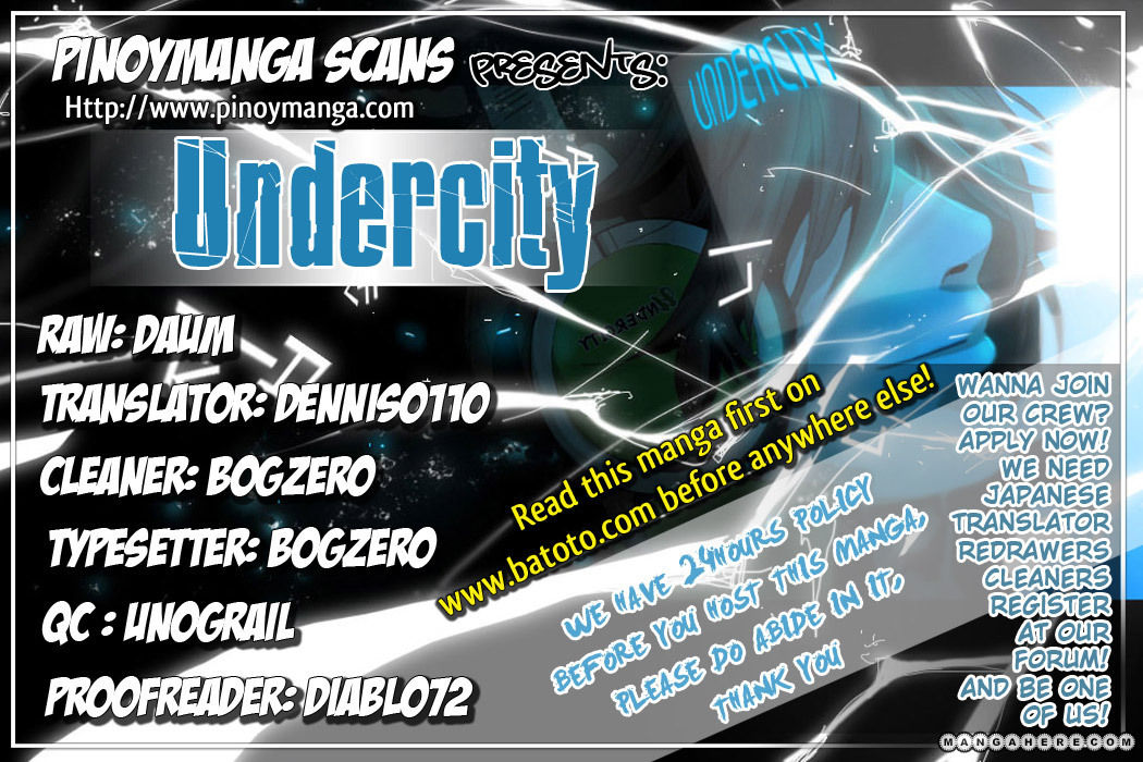 Under City 1 Page 1