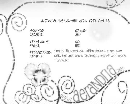 Ludwig Kakumei 12 Page 2