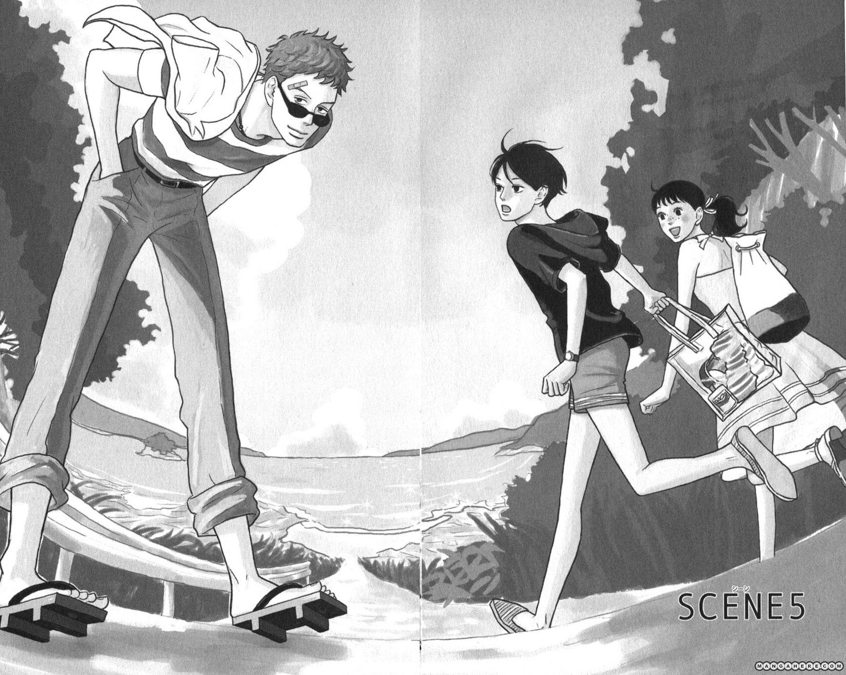 Sakamichi no Apollon 5 Page 1