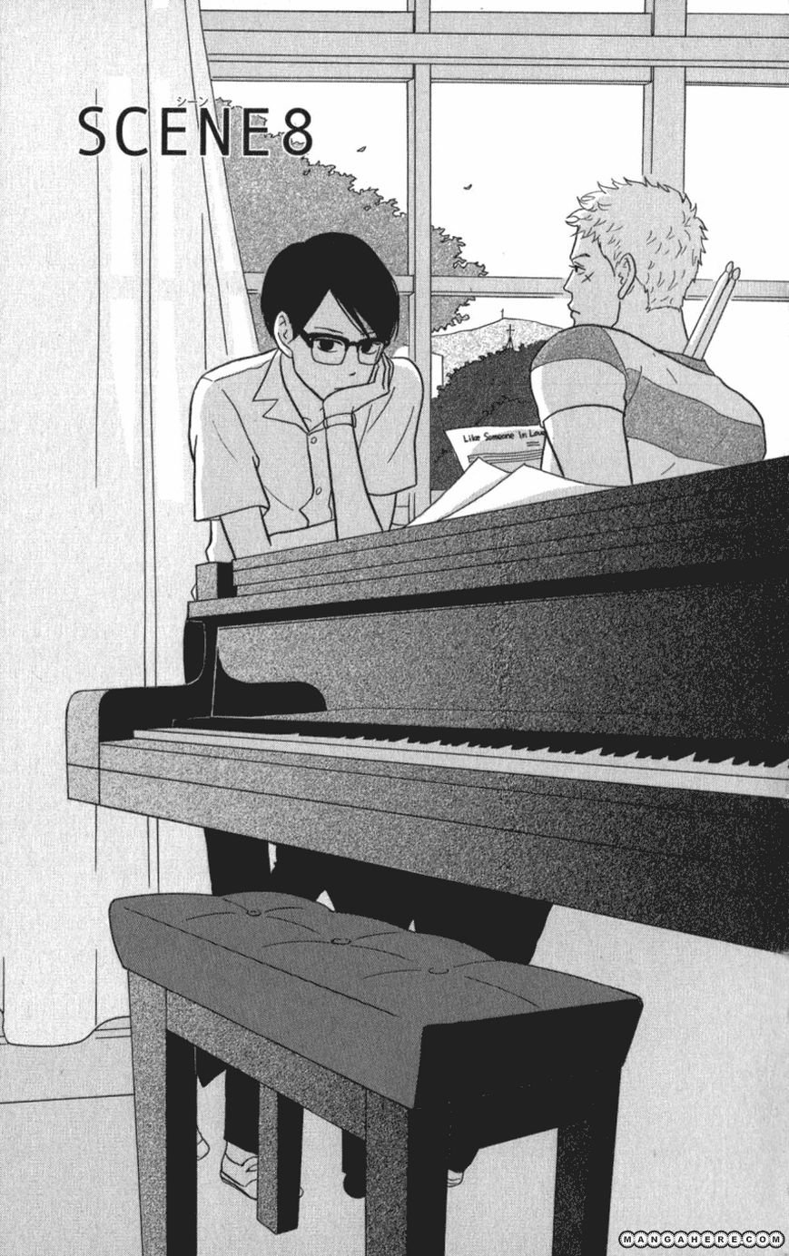 Sakamichi no Apollon 8 Page 1