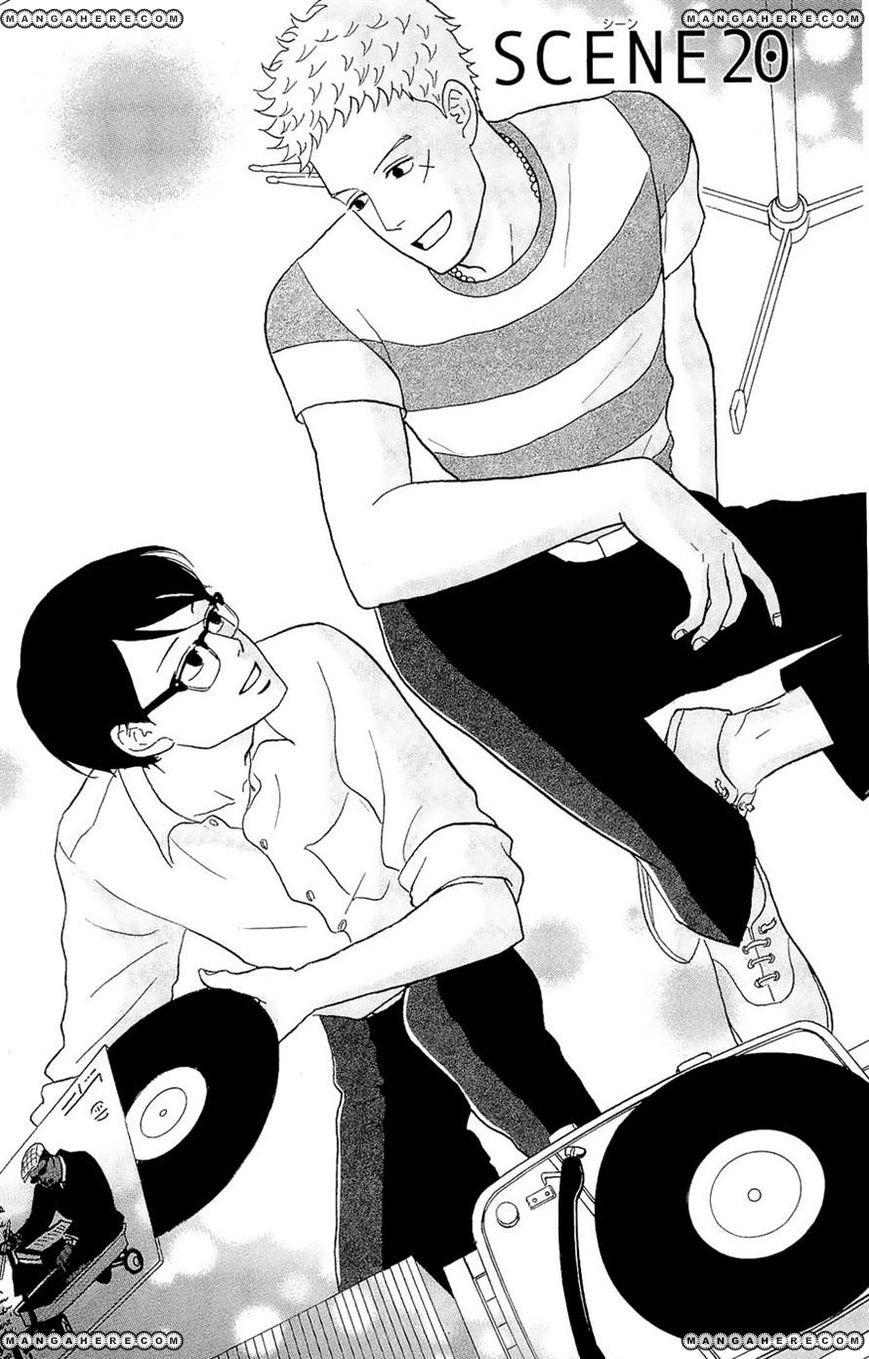Sakamichi no Apollon 20 Page 1