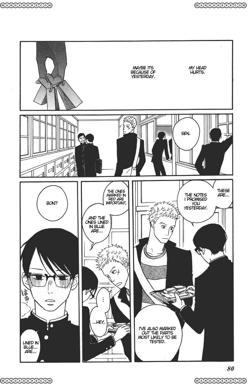 Sakamichi no Apollon 33 Page 2