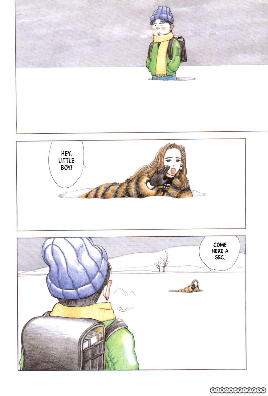 Snow Blind 1 Page 2