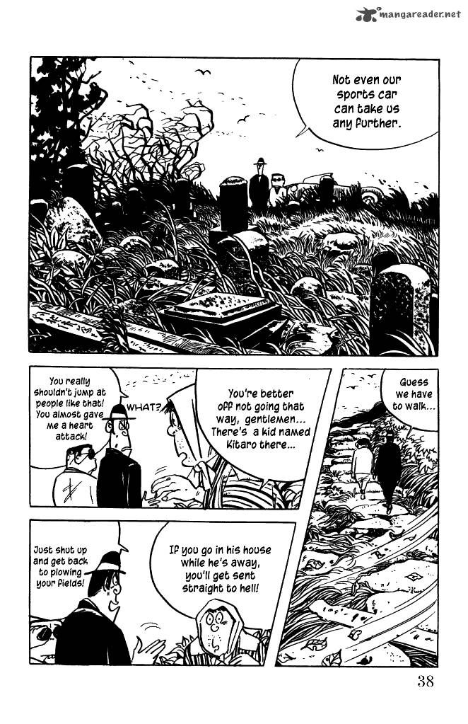 Gegege No Kitarou 18 Page 2