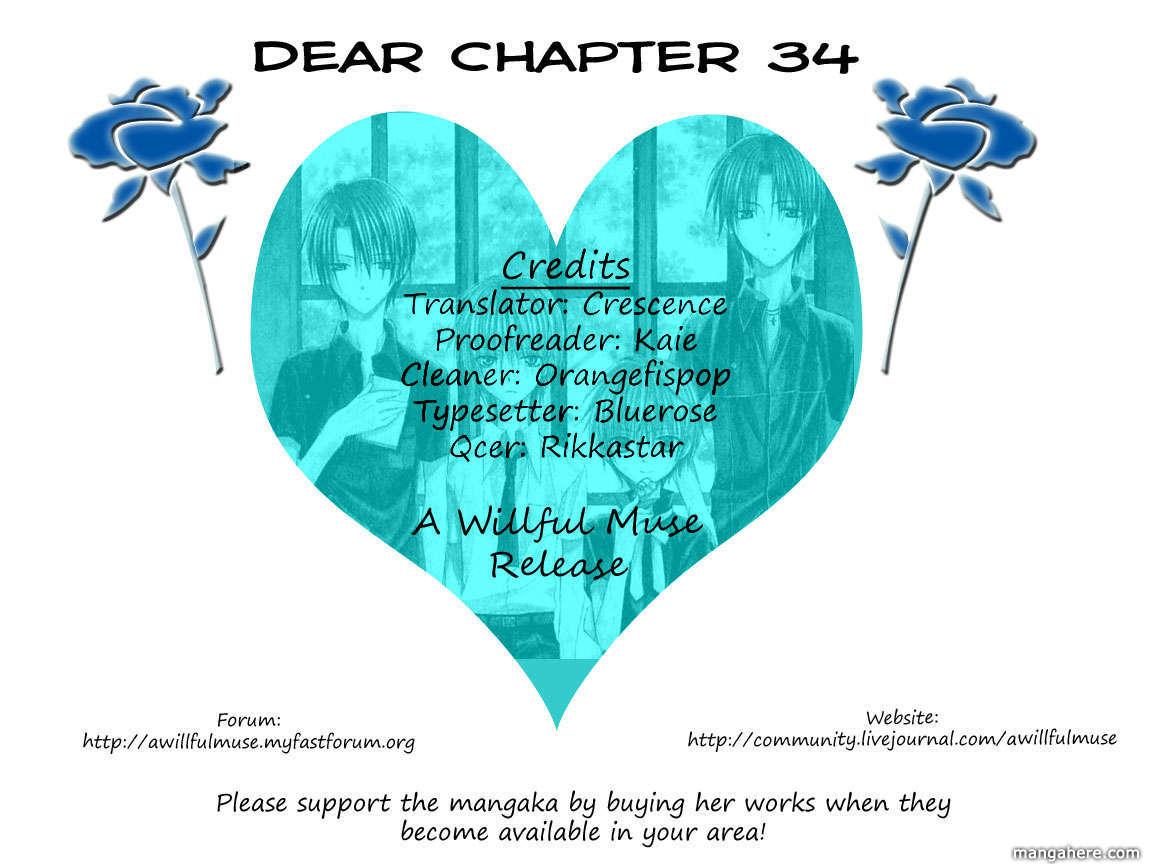 Dear 34 Page 1