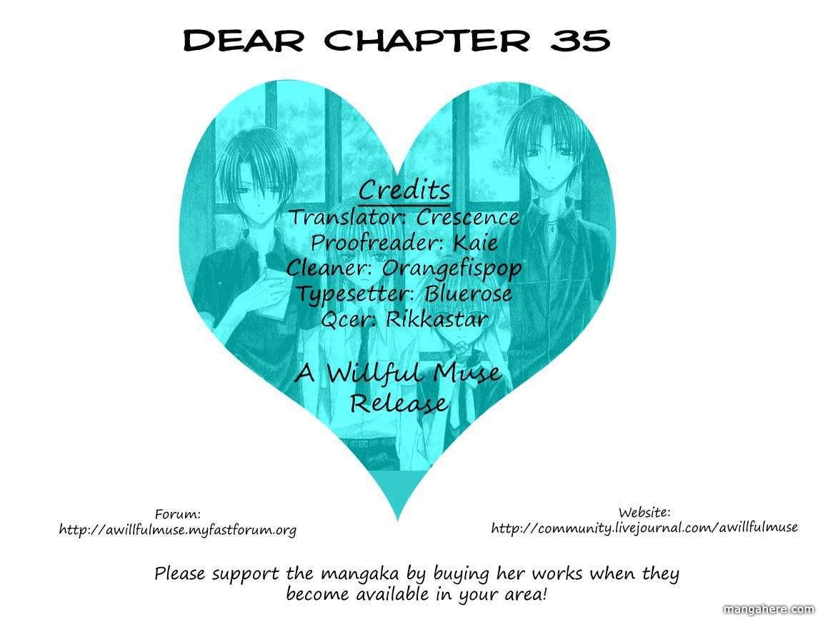Dear 35 Page 1