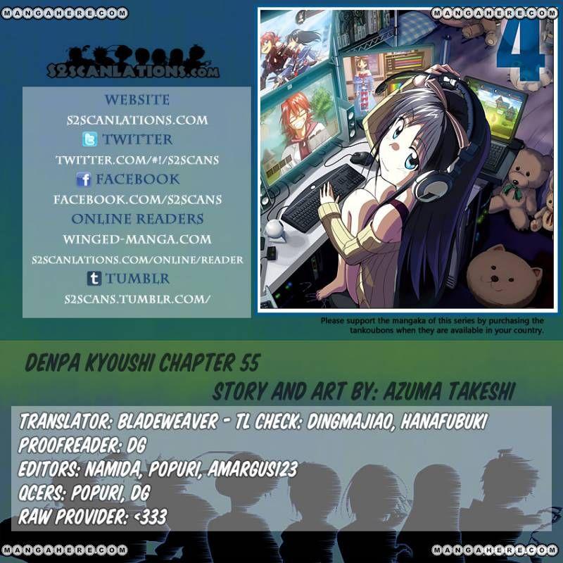 Denpa Kyoushi 55 Page 1