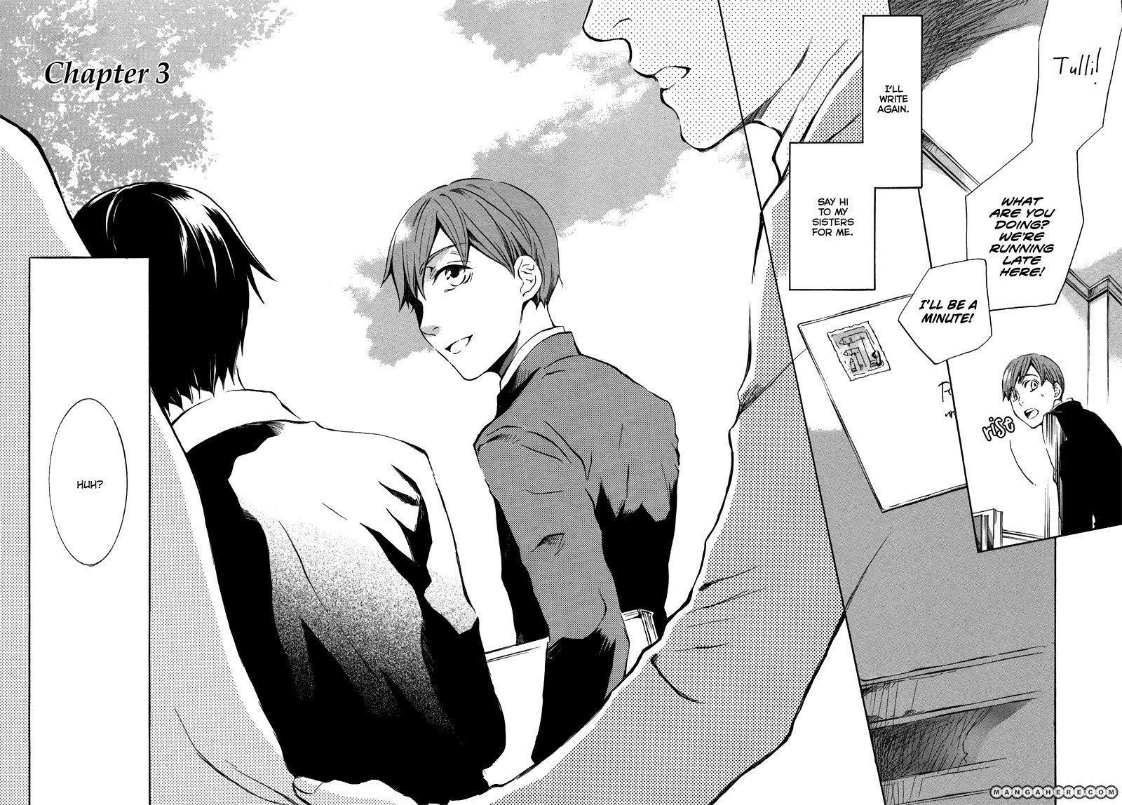 Nejimaki No Niwa 3 Page 3