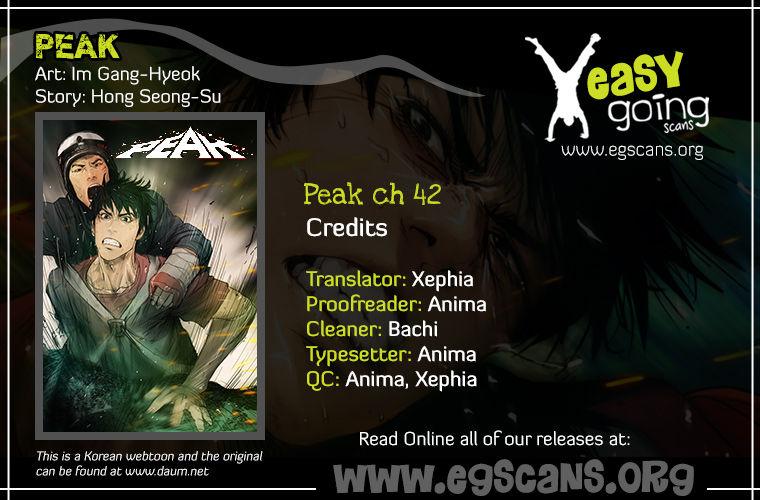 Peak (Im Gang-hyeok) 42 Page 1